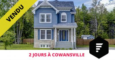 Maison vendue à Cowansville - Flex Immobilier