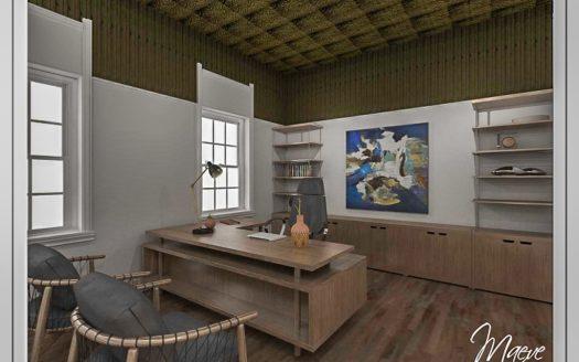 /Espaces de bureau à louer Warwick Flex Immobilier 1472 pi2 de bureau en cours de rénovation (2e étage)