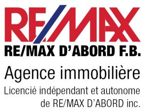Agence immobilière REMAX D'ABORD F.B. Sherbrooke Flex Immobilier