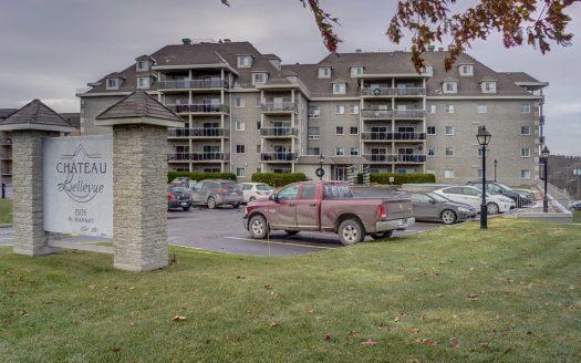 Condo à vendre rue McManamy Sherbrooke Flex Immobilier Élévation avant