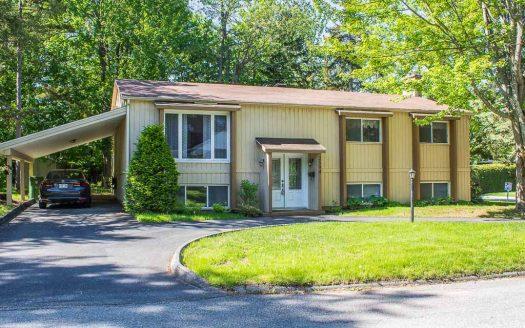 Maison à vendre rue Argenson Sherbrooke Nord Flex Immobilier Élévation avant