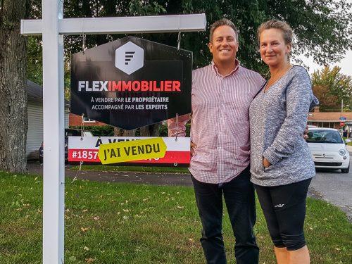 Témoignage Vendu Flex Immobilier Maison à vendre Home Page Fleurimont
