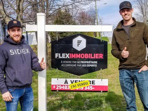 Témoignage Vendu Flex Immobilier Maison à vendre Home Page Rock Forest