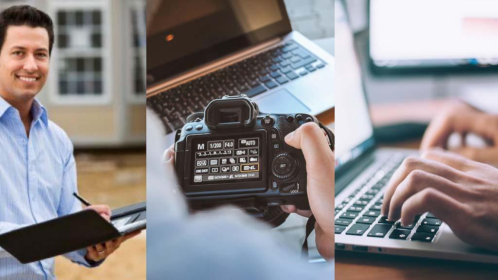 Photographe immobilier photos professionnelles mise en marché complète Flex Immobilier