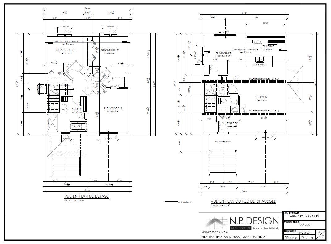 Plan du logement #65