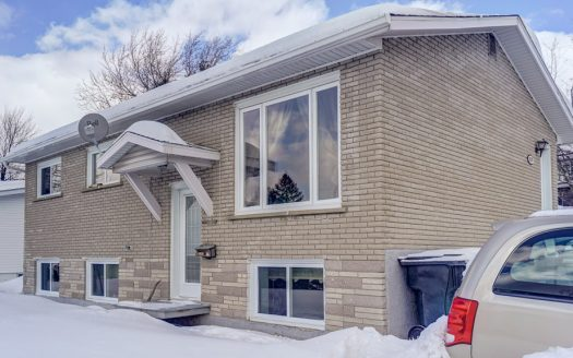 House with dwelling for sale Sherbrooke Flex Immobilier Front elevation
