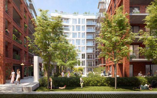 Condo luxueux 2022 à vendre Griffintown Montréal Flex Immobilier Prével Quartier Général La deuxième et dernière phase est en vente !