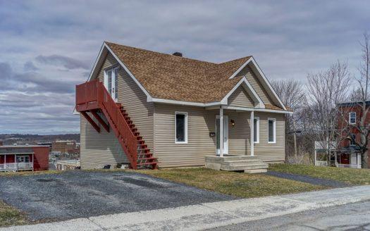 Triplex à vendre Sherbrooke Mont-Bellevue Flex Immobilier Élévation avant